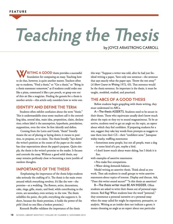 a thesis in english The best way to ensure your english essay is both appealing and persuasive is by trusting reliable english essay writers to help you thesis or report.