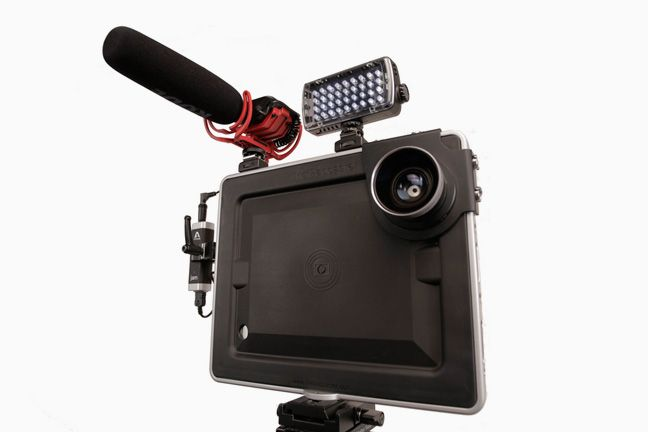 How to Turn Your iPad Into the Ultimate Video Rig: Apps; Editing; Lighting; Audio; Lenses; Rig; More...