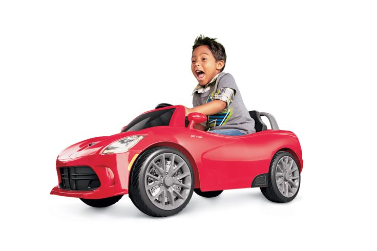 If your little one has a need for speed, they'll love to find this under the tree!