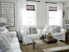 cityfarmhouse Coordinating Paint Colors http://cityfarmhouse.com/2015/05/coordinating-paint-colors.html via bHome https://bhome.us