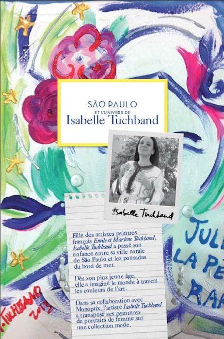MONOPRIX     Brésil – Isabelle Tuchband  •  Ma Sérendipité