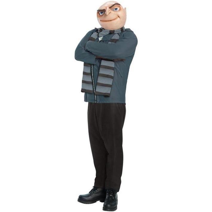 disfraz de gru mi villano favorito para hombre
