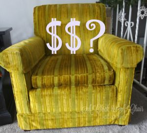 Best 25 Reupholstery cost ideas on Pinterest Chair makeover