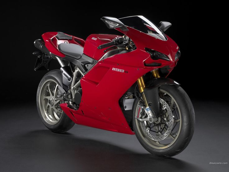 Ducati 1198s 2009