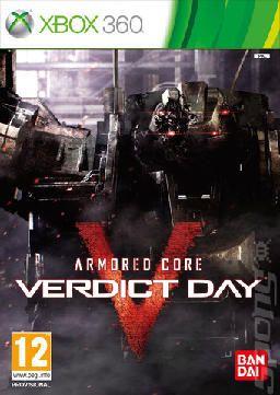 Armored Core Verdict Day Pre Order now at www.cerberusgames.com.au