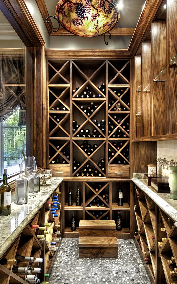 Images About Wine Cellar And Wet Bar Designs The Sater - Home designers collection