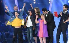 """Hamza Labied, gagnant de """"The Voice Kids"""", accueilli en star à Rabat (vidéo)"""