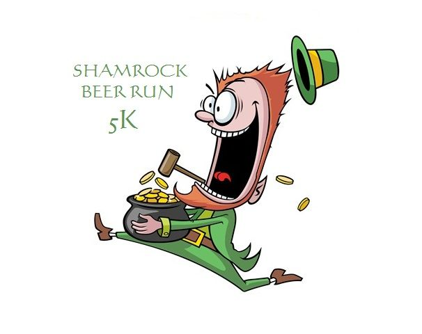 Shamrock Beer Run & BrewFest Chicago at Arlington ...