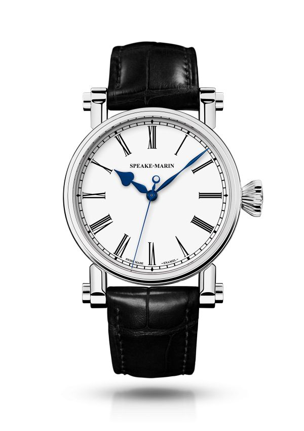 38 mm Steel - Resilience - The J-Class Collection - Speake Marin