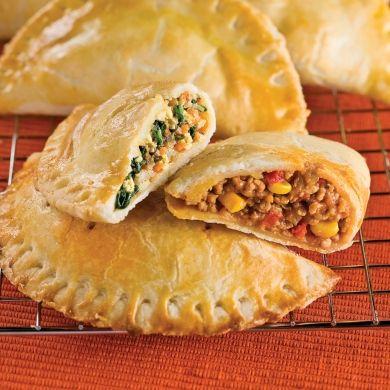 Empanadas à la mexicaine - Recettes - Cuisine et nutrition - Pratico Pratique