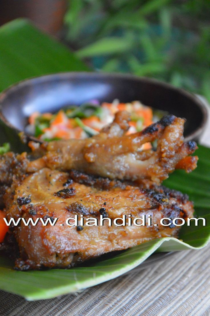 Diah Didi's Kitchen: Ayam Bakar Bumbu Terik