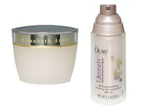 Good Housekeeping Seal of Approval Anti-Aging Products: Beauty on a Budget! Olay, Avon, RoC, Target; mousturizers, serums, creams, SPF, peels. Good stuff! #goodantiagingproducts