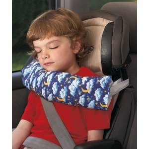 Rest N Ride Child Travel Pillow. No more floppy heads!