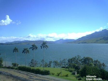 Buga + Lago Calima