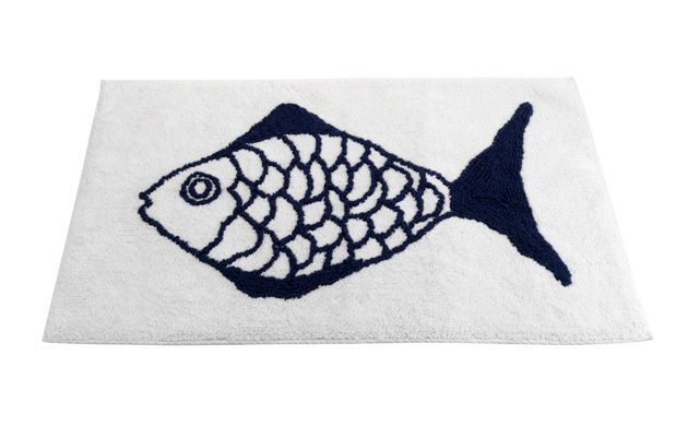 Fish Tales Bath Mat
