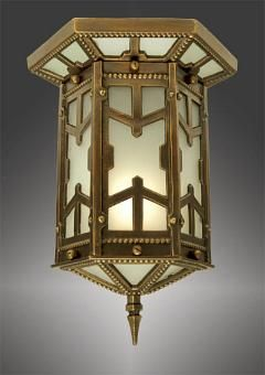 290-CCL-AC  Arts & Crafts San Simeon Flush Mount Close Ceiling Light  Our San Simeon close ceiling light has classic late Arts & Crafts lines and comes in an antique brass finish.  Terrific not only with Arts & Crafts, but Mission, Gothic, Tudor, Victorian, and other styles as well.