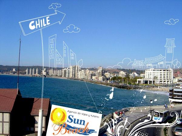 Disfruta viajando a la Isla de Pascua, Punta Arenas, Valparaíso... ¡entra aquí en www.sunbeachcali.com y conoce Chile de sur a norte aprovechando nuestras tarifas! de Fin de Año y todo saliendo desde #Cali , #Colombia o también puedes reservar desde cualquier ciudad del mundo.