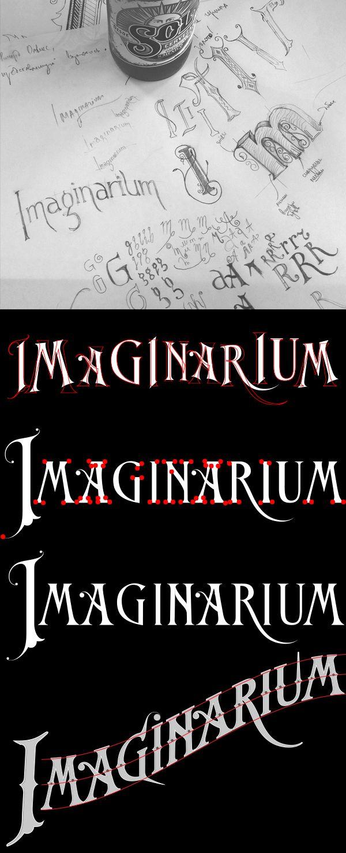 Imaginarium by Anton Burmistrov, via Behance