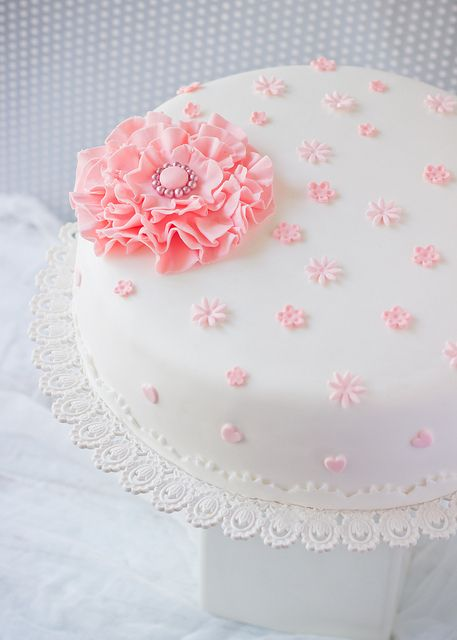 Fondant Cake | Flickr - Photo Sharing!