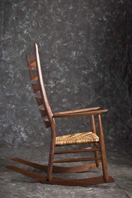 Boggs Ladderback Rocking Chair Furniture Style Pinterest