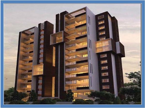 Legacy Eldora Project is high rise Apartment consists of G+13-floors and each floor haveing 2 apartments. It has two tower and total 56 apartments and all flat is 3 BHK , and range from 2215 to 2385 sq.ft.