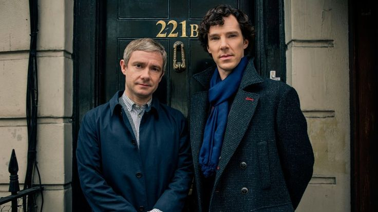 Cenários e Museu de Sherlock Holmes em Londres a serie bbc