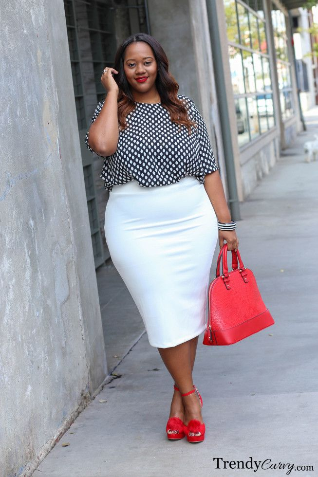 12 Plus Size Bloggers to Follow for Your Spring Outfit Inspiration- Trendy Curvy