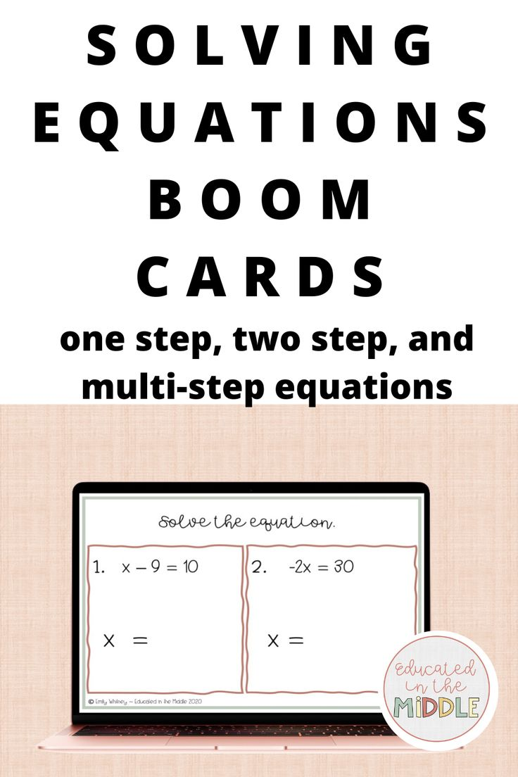 Pin on 7th grade Expressions & Equations