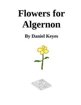 flowers for algernon research paper Check your paper » charlie gordon is the main character of flowers for algernon.