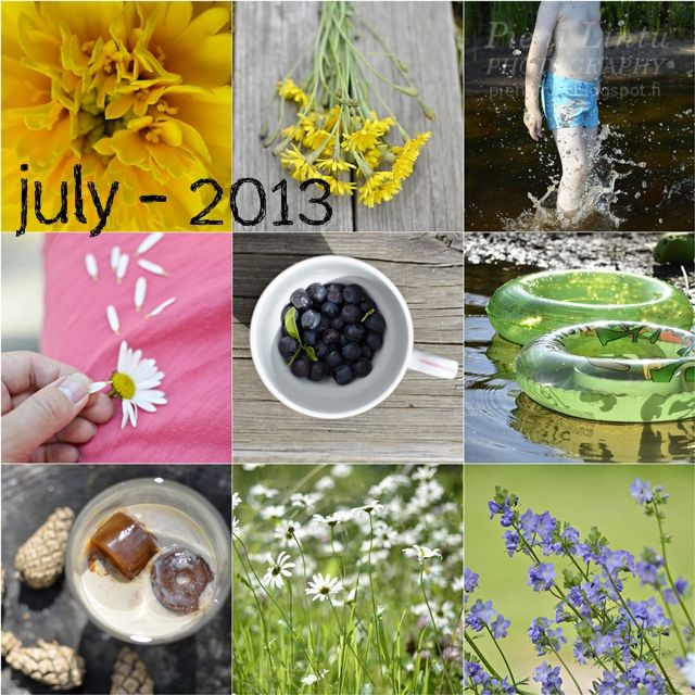 Pieni Lintu: A month in photos - {July}