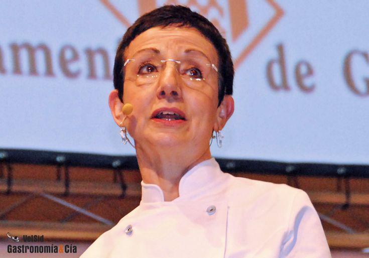 La primera vez que el mundo de la gastronomía es reconocido con una Medalla d'Honor del Parlament de Catalunya, y la merecedora es Carme Ruscalleda.