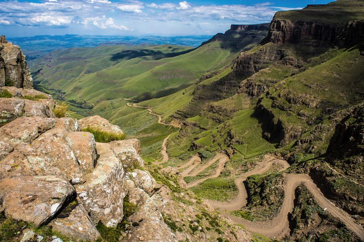 A Trip to Lesotho, the 'Kingdom of the Sky' - In Focus - The Atlantic