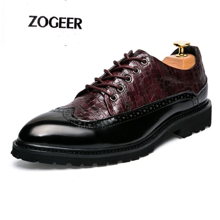 >> Click to Buy << Korean Spring Men Business Dress Oxfords Shoes Classic Color Footwear Urban Man Fashion Lace Up Leather Shoes Ankle Martin Boots #Affiliate