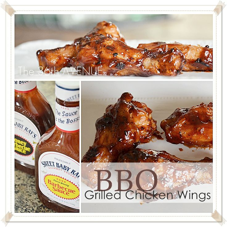 Best BBQ chicken: Chicken Wing Recipes, Bbq Chicken, Bbq Grilled, Bbq Wings, Grilled Chicken Wings, Eating, Chicken Wings Recipe, Barbecue Chicken, 36Th Void