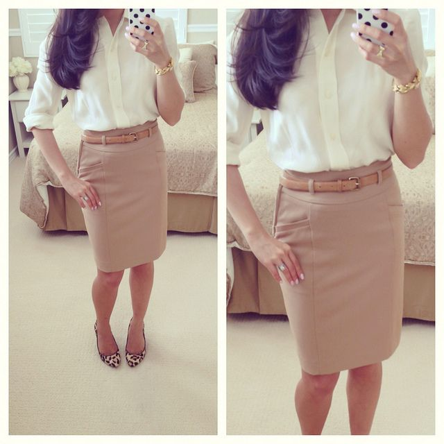Summer Work Outfits 5 by Stylish Petite, via Flickr
