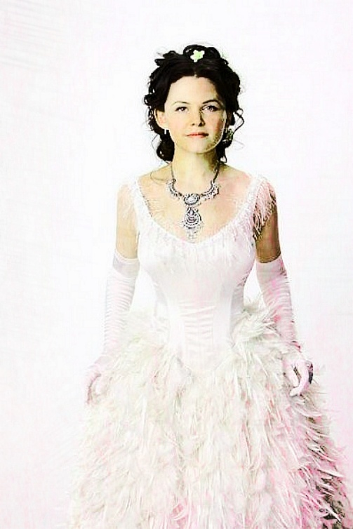 20 best ginnifer goodwin images on pinterest snow white for Snow white wedding dress once upon a time