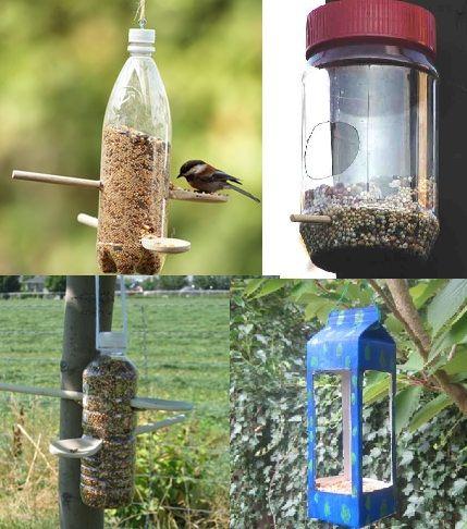 17 best ideas about homemade bird feeders on pinterest for Homemade bird feeders