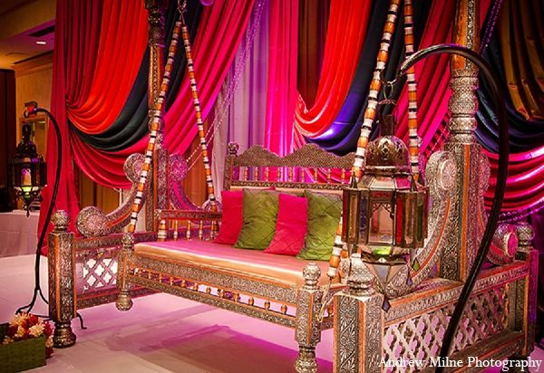 indian wedding mehndi sangeet decor http://maharaniweddings.com/gallery/photo/10173
