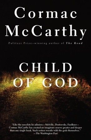 17 BRILLIANT SHORT NOVELS YOU CAN READ IN A SINGLE SITTING, including Child of God by Cormac McCarthy. Find these and more on our library's website here http://sherloc.imcpl.org/