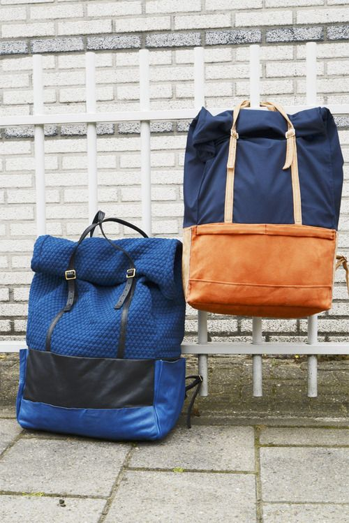 Voyatzer backpack is a travel bag that can easily be used as an everyday backpack.