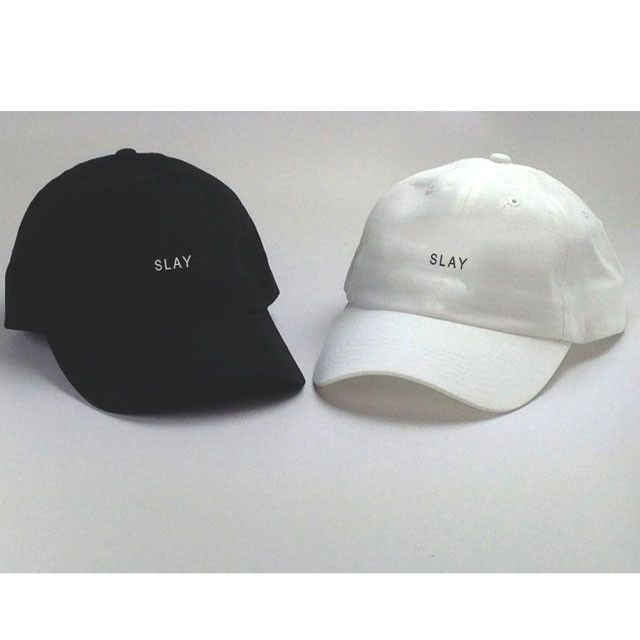 SLAY - embroidered dad hat