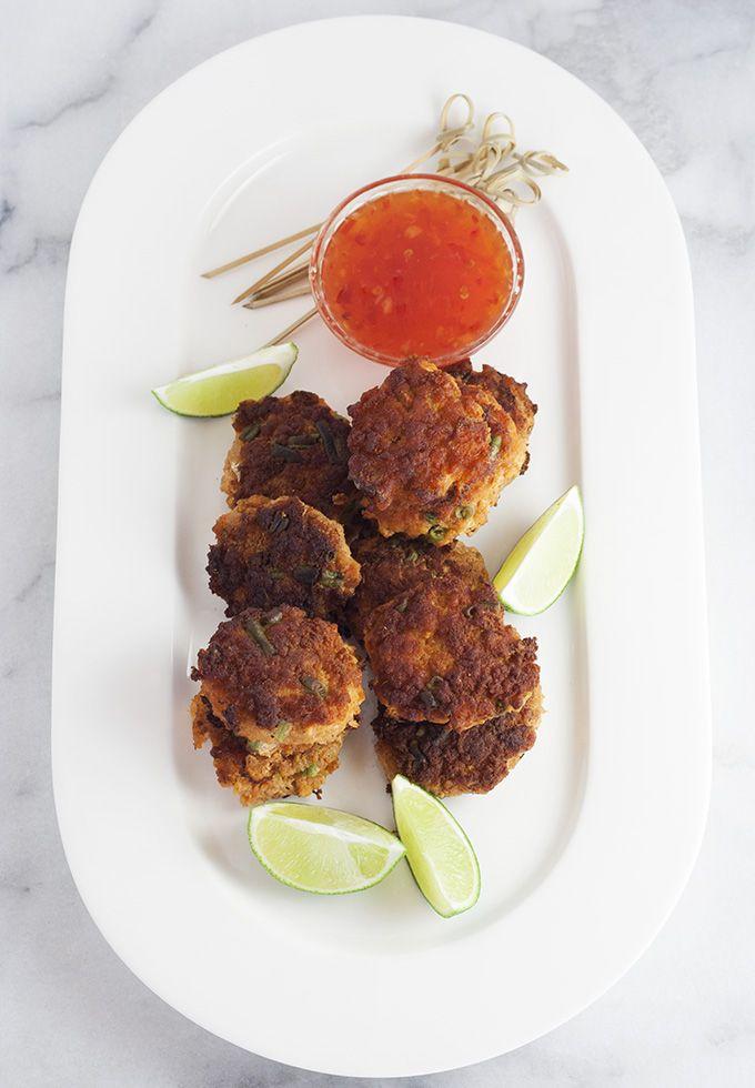 Thai Fish Cakes Donna Hay