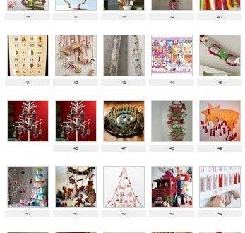 Calendari dell'avvento fai da te: una raccolta di 70 e più idee creative per calendari dell'Avvento ...