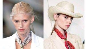 Facile e ideale per chi ha i capelli fini e lisci la coda proposta da Trussardi da portare anche sotto il cappello MFW-s/s 2014 leggi tutto sul Blog Xtro Hair Care    http://xtrohaircare.com/wp/blog/2014/06/30/xtro-press-coda-il-trand-che-vince/