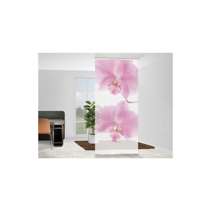 Ez a gyönyörű orchidea térelválasztó mindig lágysággal, harmóniával, és eleganciával ruházza fel a körhyezetet. Mérete: 120x250cm