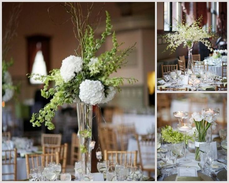 Best images about wedding reception centrepieces on