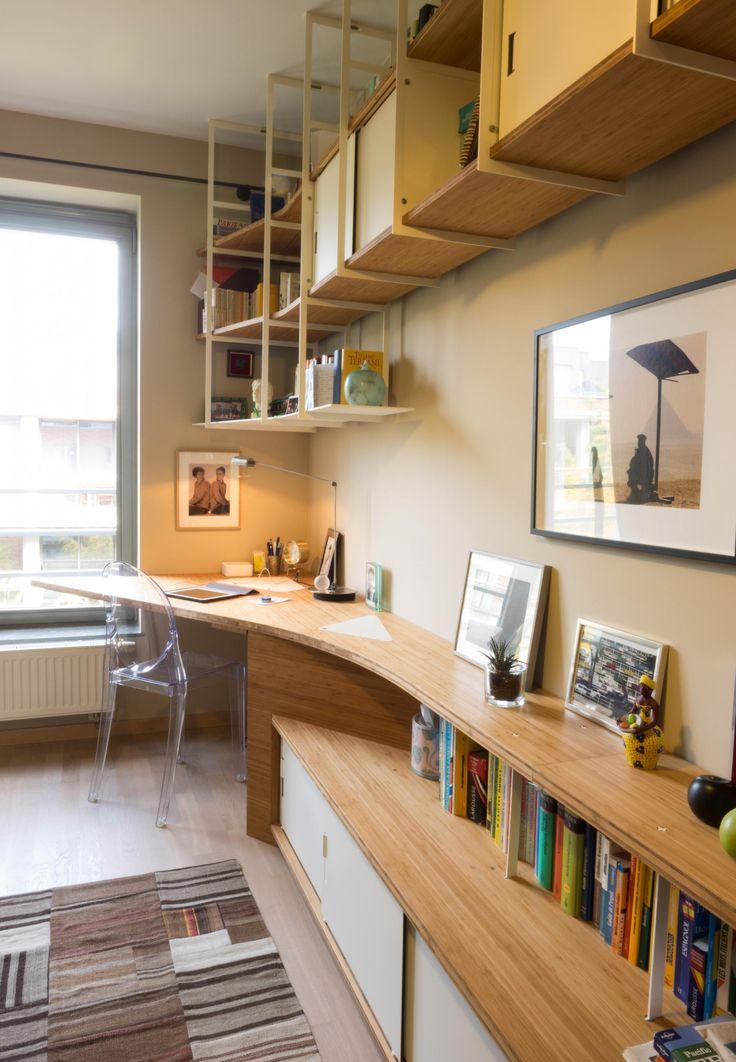 les 25 meilleures id es de la cat gorie bureau domicile. Black Bedroom Furniture Sets. Home Design Ideas