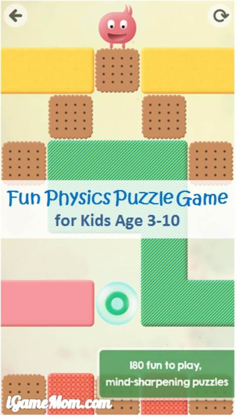 can't believe that so many science concepts can be incorporated into these puzzle games #kidsapps