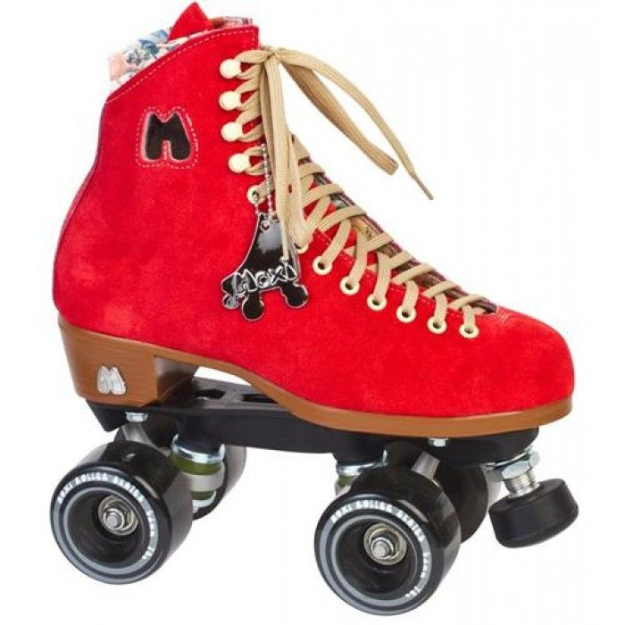 Riedell Roller Skates Moxi Lolly - Looking for a fun indoor and outdoor skate with a style to call your own? The Riedell Moxi Lolly has what your looking for! This beautiful color vibrant package is p