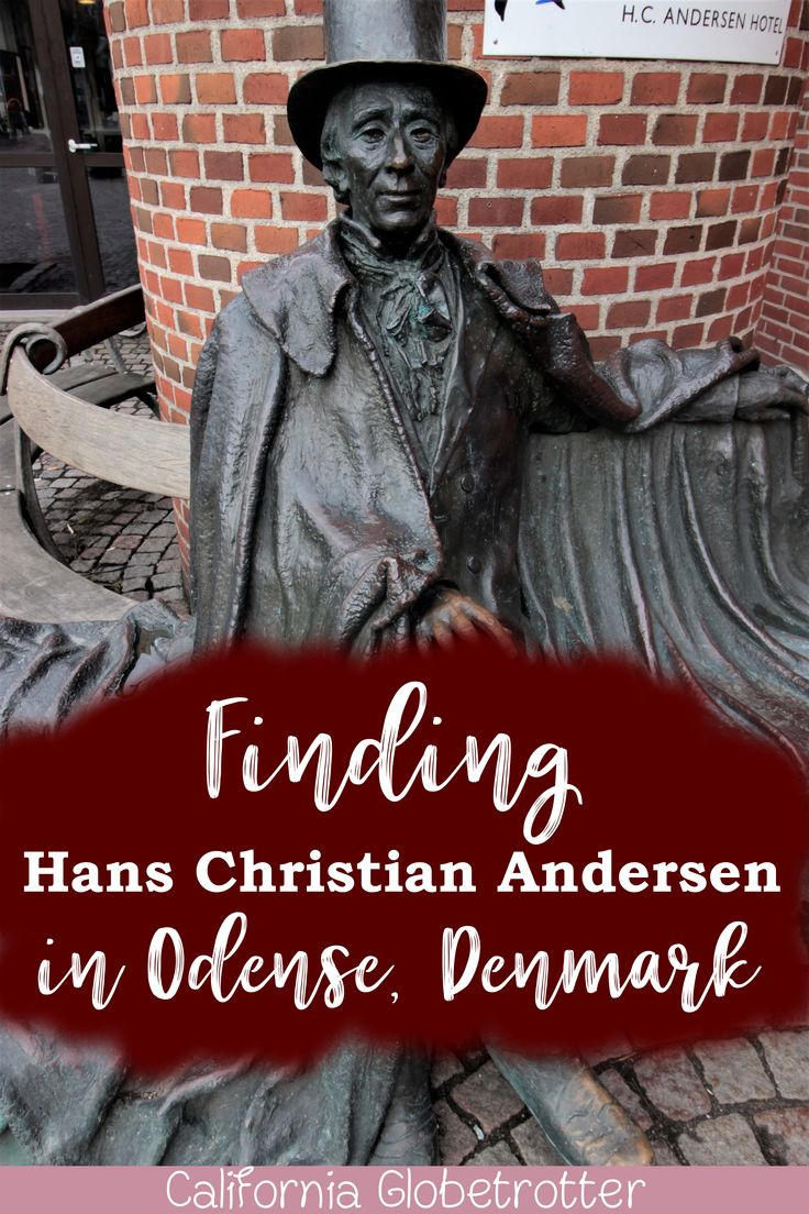 Finding H.C. Andersen in Odense: The King of Fairy Tales – California Globetrotter